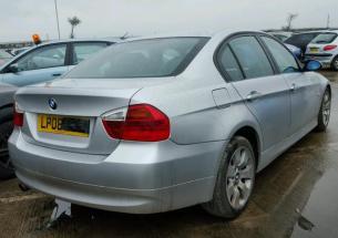 Vindem cutie de viteze BMW 3 (E90) 2.0 D, 204D4
