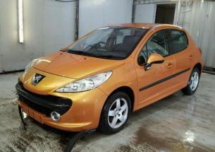 Vindem piese de interior Peugeot 207 (WA_, WC_) 1.6 Benz, 5FS