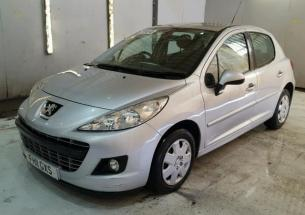 Vindem piese de interior Peugeot 207 (WA_, WC_) 2.0 HDI, RHY