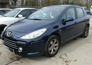 Vindem piese de motor Peugeot 307 (3A/C) 1.6 HDI, 9HY