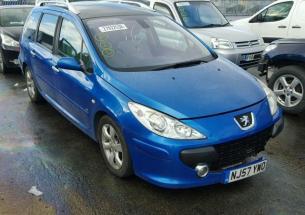 Vindem piese de interior Peugeot 307 (3A/C) 1.6 HDI, 9HZ