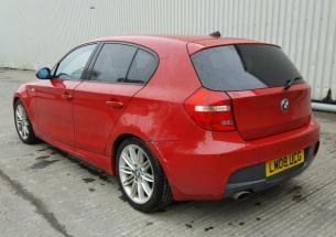 Vindem piese de caroserie BMW 1 (E81) 1.6 Benz, N43B16AA
