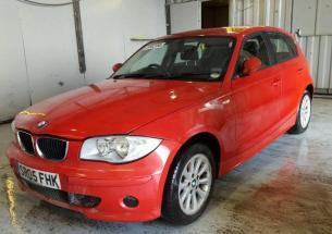 Vindem piese de motor BMW 1 (E81) 2.0 D, N47D20A