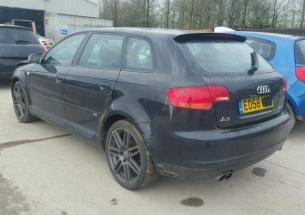 Vindem piese de caroserie Audi A3, 1.8 TFSI, BZB