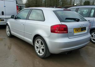 Vindem piese de interior Audi A3, (8P1) 2.0 FSI, BVY
