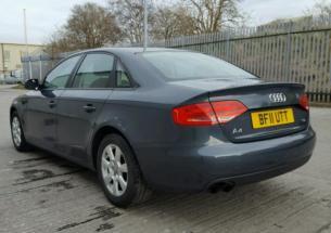 Vindem cutie de viteze Audi A4 (8K) B8, 2.0 TDI, CGLD