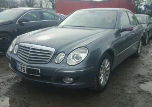 Vindem piese de motor Mercedes E-Class W211, 2.7 CDI