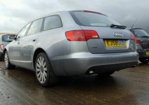 Vindem cutie de viteze Audi A6 C6, 2.0 TFSI, BPJ