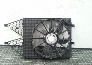Electroventialtor 6R0121207, Skoda Fabia 2 Combi (5J) 1.2 tsi