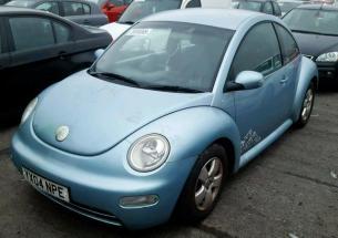 Vindem cutie de viteze Vw New Beetle, 1.6Benz