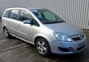 Vindem piese de interior Opel Zafira B, 1.9cdti