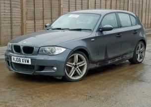 Vindem piese de interior BMW 1 (E81)