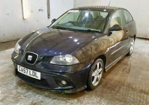 Vindem piese de motor Seat Ibiza 4, 1.4b