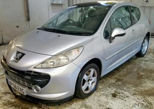 Vindem piese de suspensie Peugeot 207, 1.4 Benz