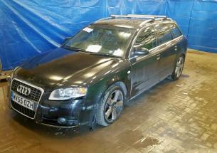 Vindem piese de motor Audi A4 Avant (8ED) 2.0 TDI, BRE