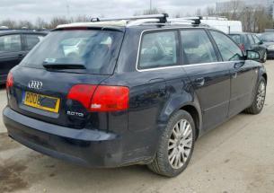 Vindem piese de interior Audi A4 Avant (8ED, B7) 2.0 TDI BLB din dezmembrari