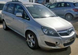 Vindem piese de interior Opel Zafira B (A05), 1.6 Benz Z16XEP din dezmembrari