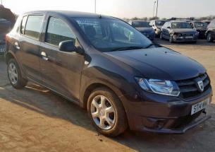 Vindem piese de interior Dacia Sandero 1.5 dci