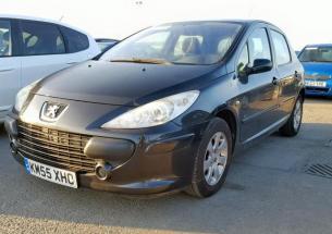 Vindem piese de interior Peugeot 307 hatchback, 1.6 Benz NFU din dezmembrari