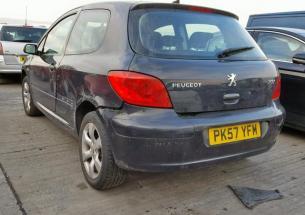 Vindem piese de suspensie Peugeot 307 hatchback, 1.6 Benz NFU din dezmembrari