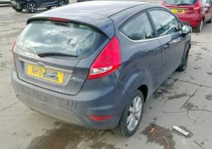 Vindem piese de interior Ford Fiesta 6, 1.25 benz SNJB din dezmembrari