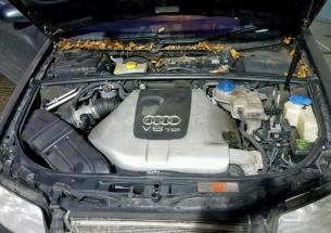 Dezmembram Audi A4 Avant (8E5, B6), 2.5 tdi, AYM