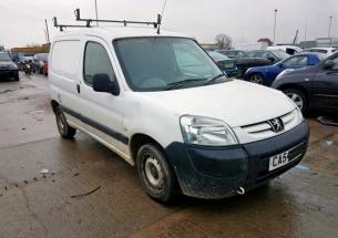 Dezmembram Peugeot Partner, 1.9 diesel, WJY
