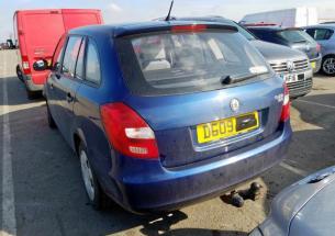 Dezmembrari auto Skoda Fabia 2 Combi (5J, 545) [Fabr 2007-2014] 1.4tdi BNV