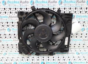 Electroventilator, GM13132559, Opel Zafira A05, 1.9cdti, (id:175996)