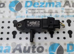 Senzor presiune gaze 0261230120, 4M51-9F479-AA, Ford Focus 2 (id:180231)