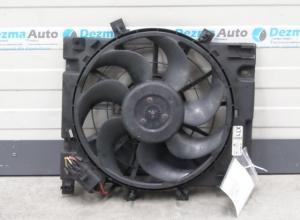 Electroventilator, GM13132559, Opel Zafira (A05), 1.9cdti, (id:182661)