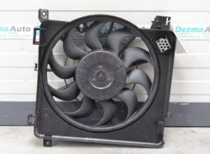 Electroventilator, GM3136613311, Opel Zafira (A05), 1.9cdti, (id:182662)