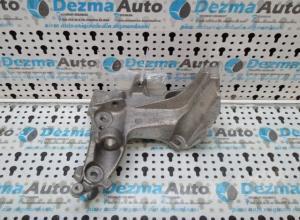 Suport motor 9685991680, Peugeot 407 SW (6E) 1.6HDI, 9H01, 9HZ