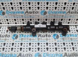 Rampa injectoare 9654592680, Peugeot 407 SW (6E) 1.6HDI, 9H01, 9HZ
