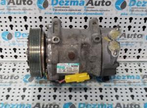 Compresor clima 9659875880, Peugeot 407 SW (6E) 1.6HDI, 9H01, 9HZ