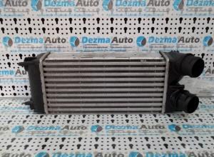 Radiator intercooler 965603980, Peugeot 407 SW (6E) 1.6HDI, 9H01, 9HZ