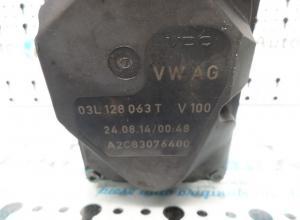 Clapeta acceleratie 03L128063G, Skoda Yeti (5L) 2.0tdi 4X4, CEGA