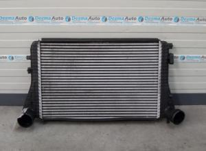 Cod oem: 1K0145803A, radiator intercooler Skoda Octavia 2 (1Z) 2.0tdi 16V, BKD
