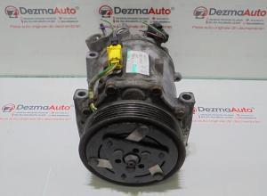 Compresor clima, 9683003080, Peugeot 407 SW (6E) 1.6hdi (id:293872)