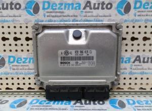 Calculator motor Vw Golf 4 (1J) 038906019CJ, 0281010302