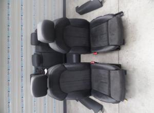 Set scaune cu bancheta Audi A6 Allroad (4GH)