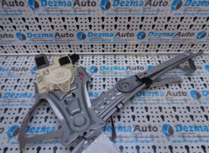 Macara cu motoras stanga fata, GM9178985, GM9178987, Opel Signum (id:196257)