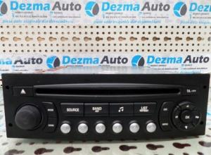 Radio cd 96643697XT, Peugeot 207 SW, 2007-in prezent