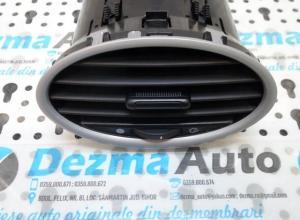 Grila aer bord, 4M51-A014L21-AD, Ford Focus 2 (DA) 2004-2011