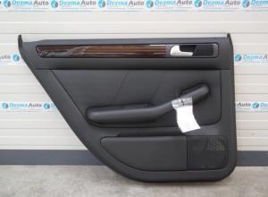 Tapiterie usa stanga spate Audi A6 Avant 4B 2.5tdi