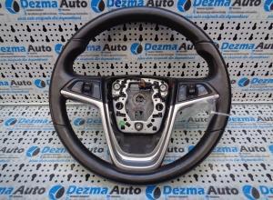 Volan piele cu comenzi, GM13306885, Opel Insignia Sedan, 2.0cdti