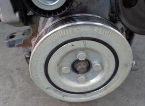Fulie motor, GM55200498, Opel Agila (B), 1.3cdti, Z13DTJ