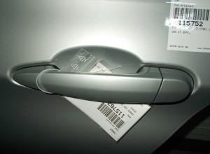 Maner usa dreapta spate BMW 3 (F30) 2011-In prezent