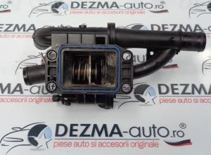Corp termostat, 9660660380, Peugeot 407, 1.6hdi, 9HZ
