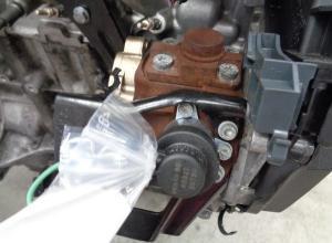 Pompa inalta presiune, 9683703780A, 0445010102, Peugeot 407, 1.6hdi, 9HZ